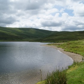 Fishing at Leadhills